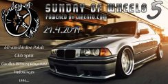 Sunday Of Wheels Vol.5